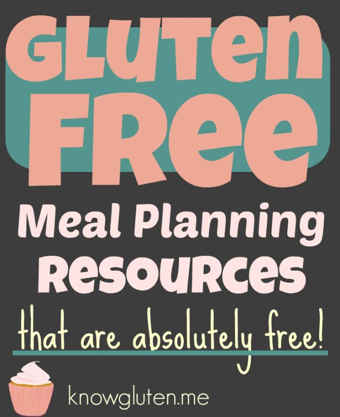 GF Meal Planning Resources @Kara Morehouse Morehouse Morehouse Morehouse Morehouse Chapin  ( there is links to some amazing sites... And some of them are very frugal...$15 per person/per week!!!)