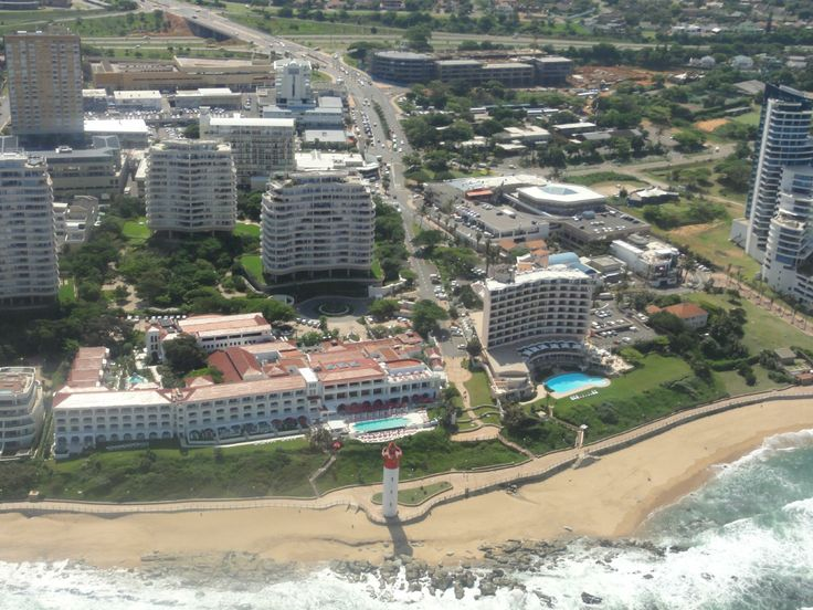 Beverly Hills hotel(Umhlanga Rocks, South Africa)
