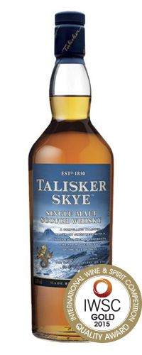 Talisker Skye - Discover more about Talisker whisky, including its flavour notes, taste and history at Malts
