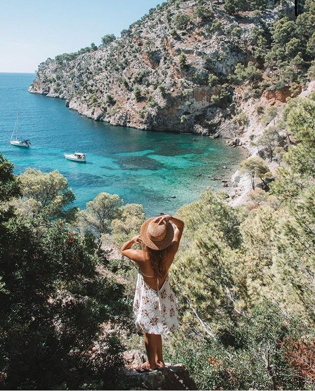 If you're looking for a destination for your end-of-summer dash for a sunny holiday and relaxation... . . ...may we suggest Mallorca, Spain? . Jump into this yoga and meditation retreat in Mallorca, happening in September. . Insta PC: @nanja_ . . #yogaretreat #mallorca #spain #travel