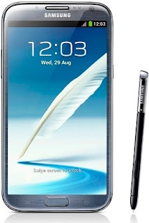 Samsung Galaxy Note II launched in India