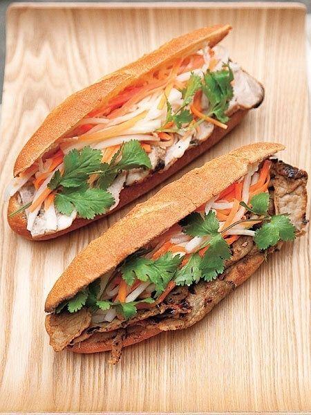 都内の世界のサンドイッチのお店③▷【ベトナム】バインミー