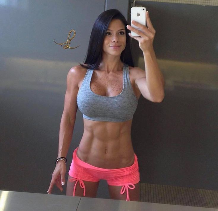 """3,684 Likes, 15 Comments - Instagram Fitness Motivation (@gym.empire) on Instagram: """"Those abs!! @michelle_lewin"""""""