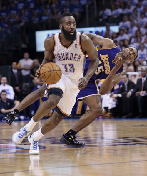 Los Angeles Lakers v Oklahoma City Thunder - Game Two