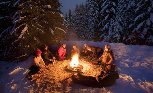 "'hygge' ""It is the art of creating intimacy: a sense of comradeship, conviviality and contentment rolled into one."""