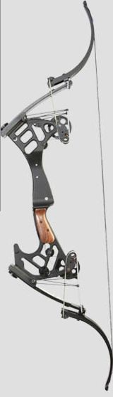 Oneida Kestrel Compound Bow Arrow season 2 bow