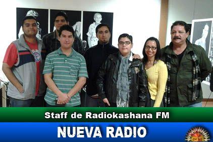 Una Radio por Internet de Santa Rosalía se convirtió en Radio FM