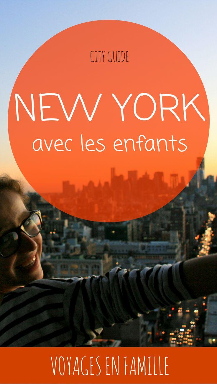 Una breve guía práctica para descubrir Nueva York con su familia: qué hacer y ver, a dónde ir …