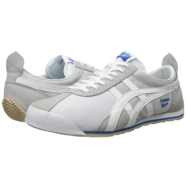 Onitsuka Tiger by Asics Fencing Shoes ($85) ❤ liked on Polyvore featuring shoes, print shoes, foldable shoes, patterned shoes, traction shoes and onitsuka tiger shoes