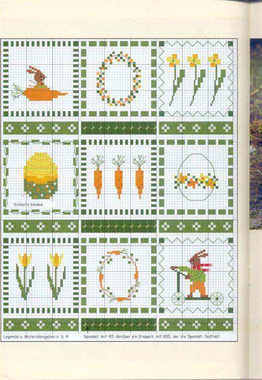266 besten Kreuzstichmuster Bilder auf Pinterest | Stickerei ...