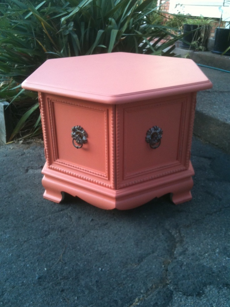 ... 818 s hexagon end table hexagon end table these colors see more pin 1