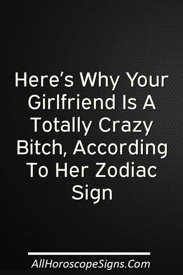 bossy girlfriend signs