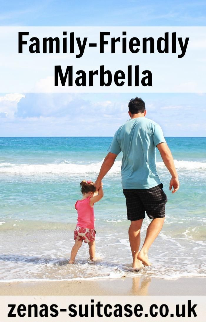 Family-Friendly Marbella for the Non-Rich and Famous #TravelTuesday #TTOT - Zena's Suitcase