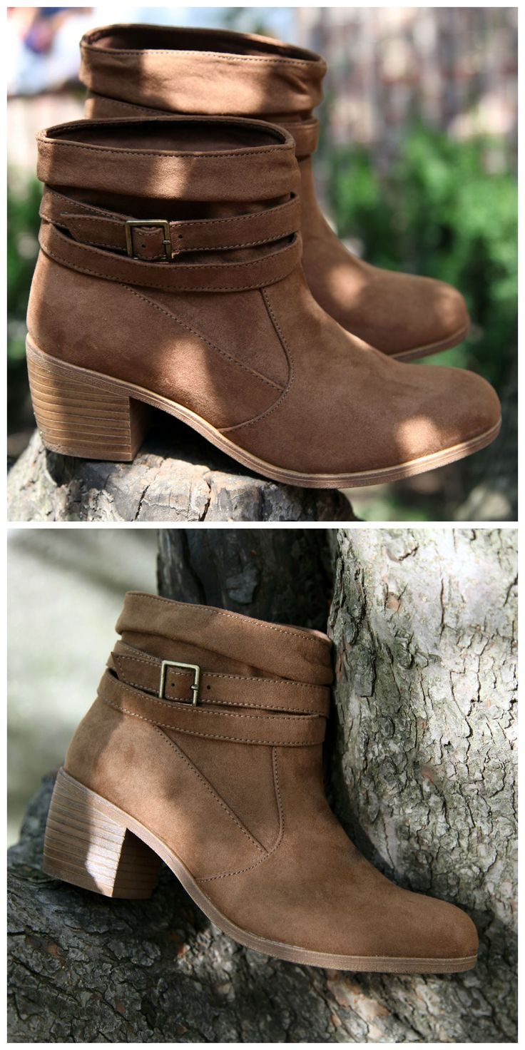 Womens Willow Slouch Boot  A slouched shaft and buckle detail lend casual sophistication to the Willow ankle boot