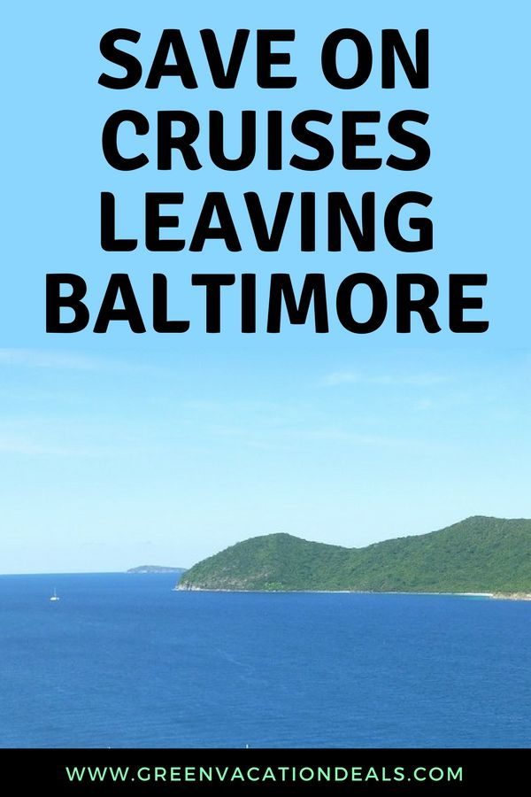 Budget Cruise Tips - Get the best deals on Caribbean cruises out of Baltimore! Find out how to save money on your next Caribbean cruise. If you want the best cruises from Baltimore but don't want to pay too much, you have to read this! #Caribbean #Cruises #Baltimore #Maryland #Bermuda #KingsWharf #HalfMoonCay #Bahamas #Freeport #Charleston #SC #Cococay #Miami #Florida #Philipsburg #Nassau #BasseTerre #Castries #VirginIslands