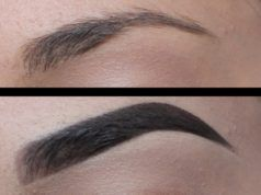 How to Fill in Your Eyebrows – A Step by Step Tutorial