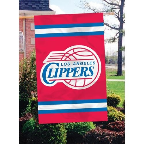LA Clippers Basketball Flag we need this when we buy a house!
