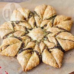 Sterbrood met pesto @ allrecipes.nl