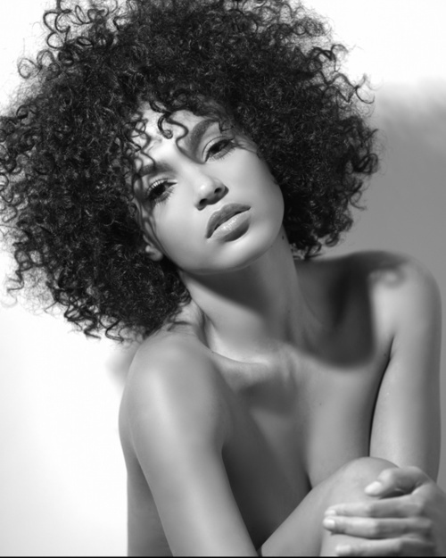 #curly #fro #naturalhair celebrate-being-natural