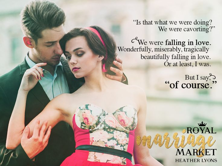 Royal Marriage Market RWB - teaser 2