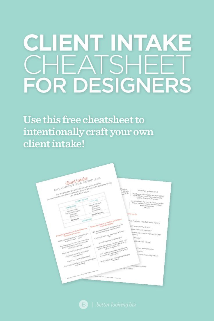 Poster design questionnaire - Are You A Graphic Or Web Designer Who Seems Surprised By The Direction Your Design Is
