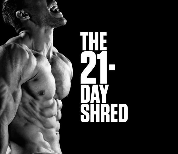 The 25 Most Powerful Exercises from the 21-Day Shred