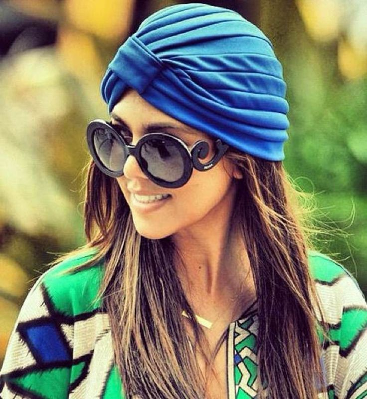 Not crazy about the turban, but I wouldn't kick these # ...