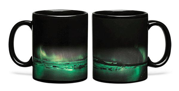 Des mugs qui se parent dune aurore boréale quand ils sont chauds  2Tout2Rien