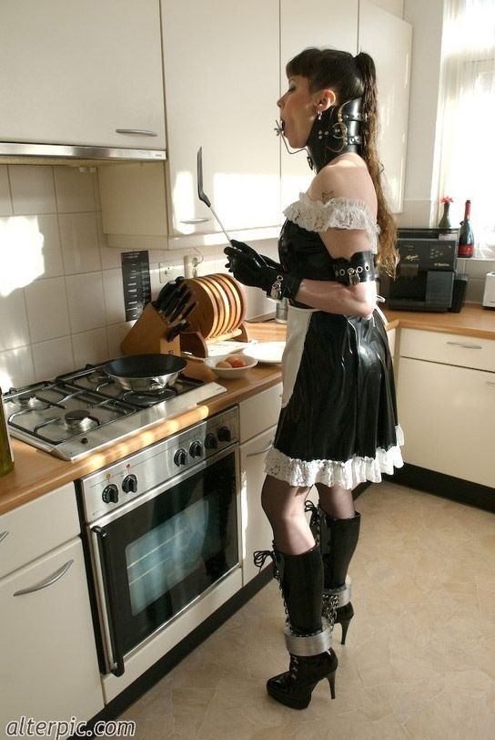Join. All maid bondage apron thanks