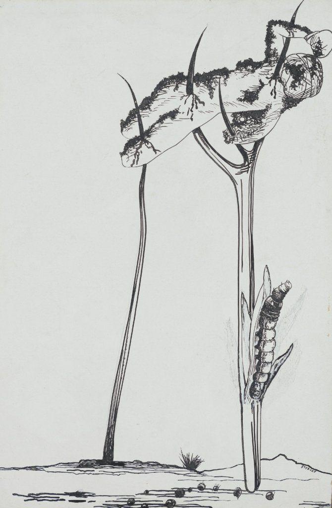 Jindřich Štyrský - Ilustrace ke 3. zpěvu Máchova Máje, 1934–1936