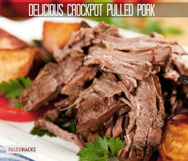 Delicious Crockpot Pulled Pork Recipe