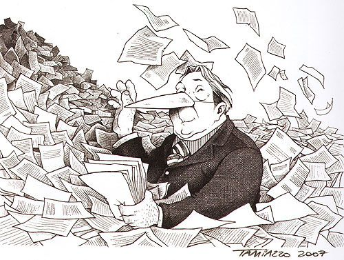 Now Pinocchio is the media!!! #pinocchio #cartoon #stefanotamiazzo #media