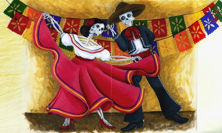 La festivitat del Dia de Difunts  es celebra per molts llocs, però d'una forma ben diferent. Per exemple, en Mèxic , Guatemala,... i ...