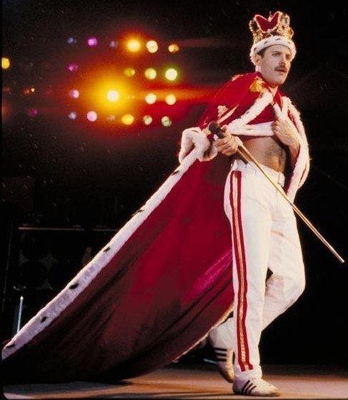 The myth! | 22 Reasons Why Freddie Mercury Was The Most Legendary Man Ever
