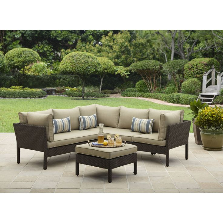better homes and gardens avila beach patio furniture collection 47500 - Home And Garden Furniture Collection