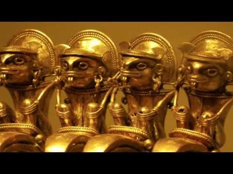 Gold: Museo de Oro, Bogota, Colombia