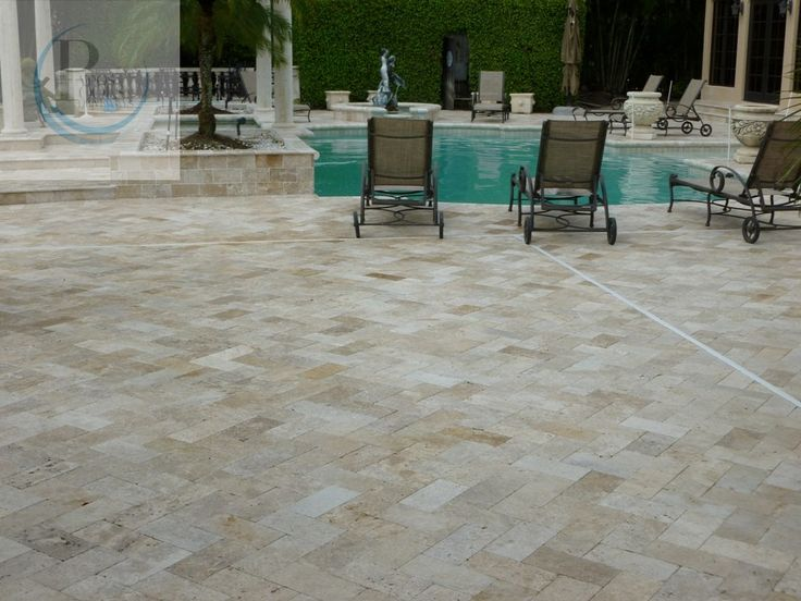 43 best travertine marble pavers: beautify your driveway, patio