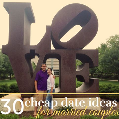 date night ideas for married couples   30 Cheap Date Ideas for Married Couples   4tunate