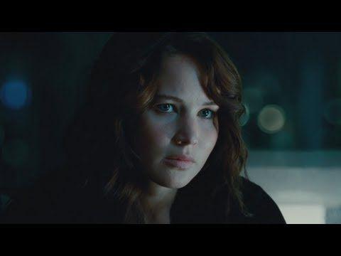 The Hunger Games - estrenada año 2012 / 1a película de saga