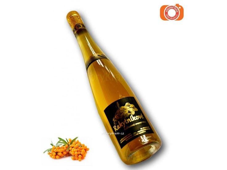 Víno z rakytníku