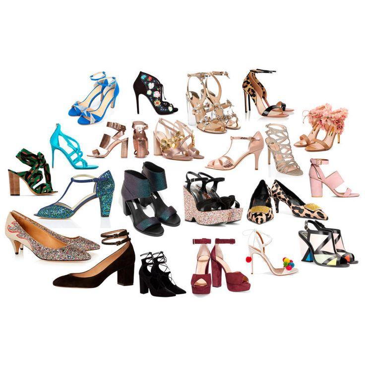 Chaussure de soirée : 50 chaussures de soirée qui nous font craquer - Elle