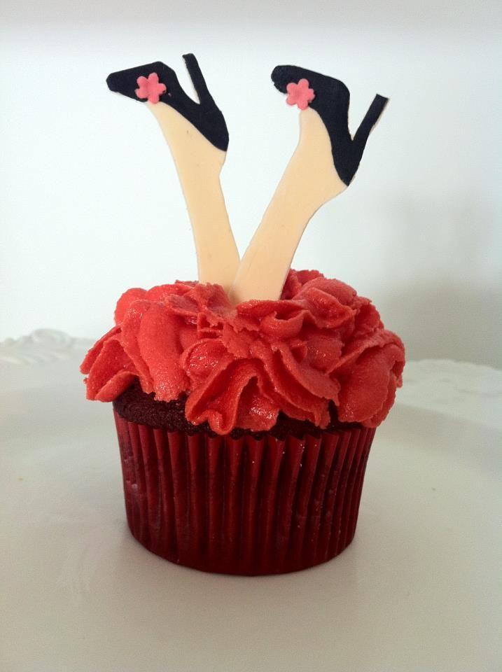 BURLESQUE CAKE IDEAS | top the cupcake: Making the circus sexy!