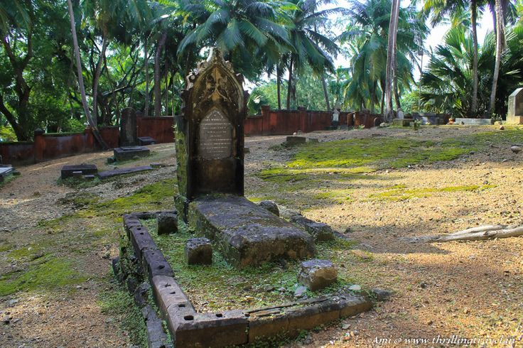 India, Ross Islands - Cemetery, Graves here can be of infants, officers or apothecaries. Each one tells a story of the lives of the British who resided here. Most of the political prisoners had died by 1860 due to illness or torture.