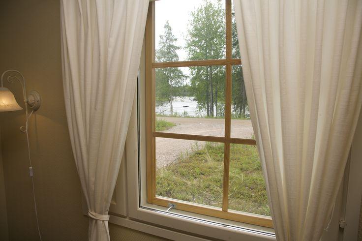 Riverside House apartment livingroom | Arctic Circle Wilderness ...