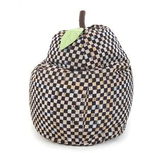 MacKenzie-Childs Courtly Check Bean Bag Chair