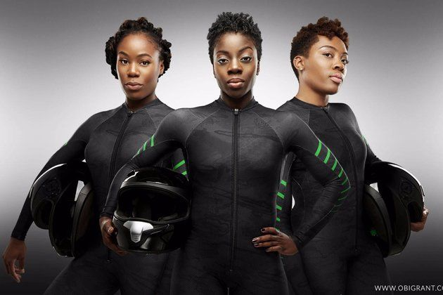 Nigeria's First Women's Bobsled Team Is Hoping To Bring SomeBlack Girl Magic To The 2018 Winter Olympics from essence.com