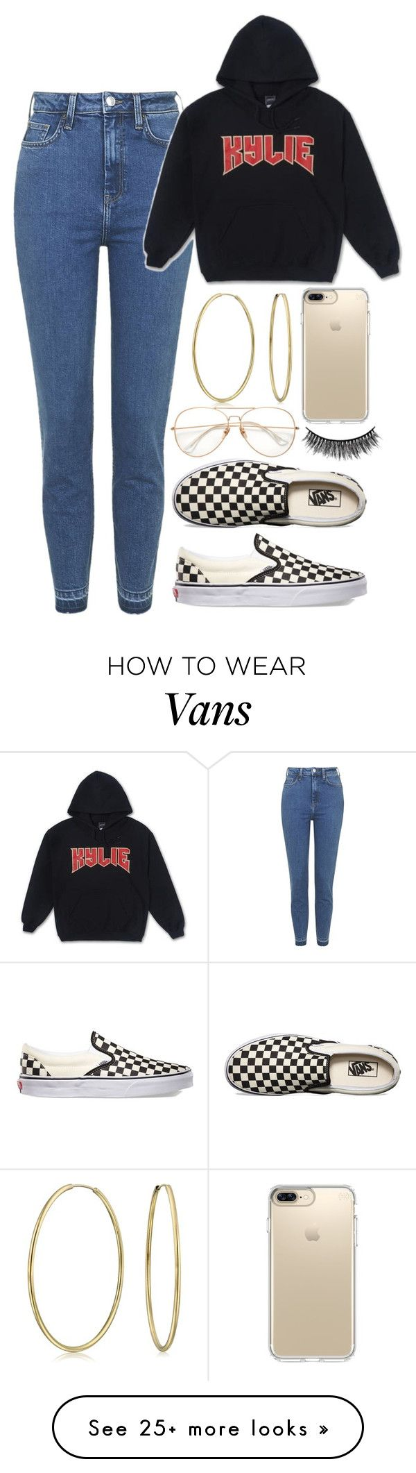 """Untitled #492"" by kristinacason on Polyvore featuring Topshop, Vans, Speck, Bling Jewelry and Battington"