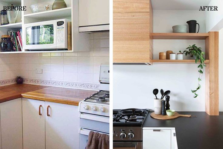 This low-cost kitchen renovation came in on time and on budget