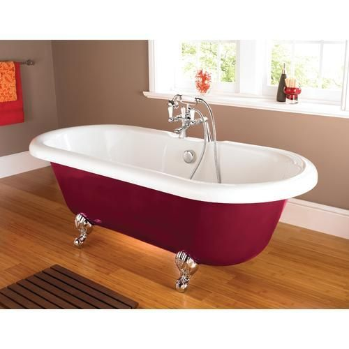 17 Best Images About I Love Claw Footed Bathtubs On Pinterest Clawfoot Tubs