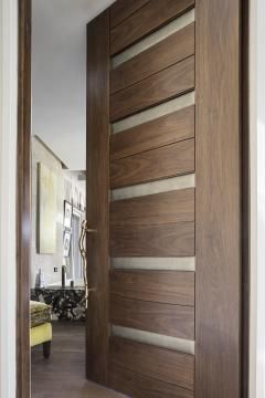 Modern Wood Interior Doors best 25+ modern door ideas on pinterest | modern wooden doors